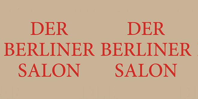 DER BERLINER SALON Herbst Winter 2019