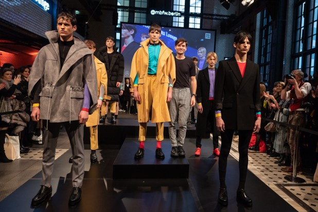 IVANMAN Herbst Winter 2019
