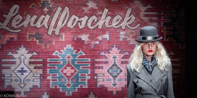Lena Hoschek Herbst Winter 2019 MBFW Berlin