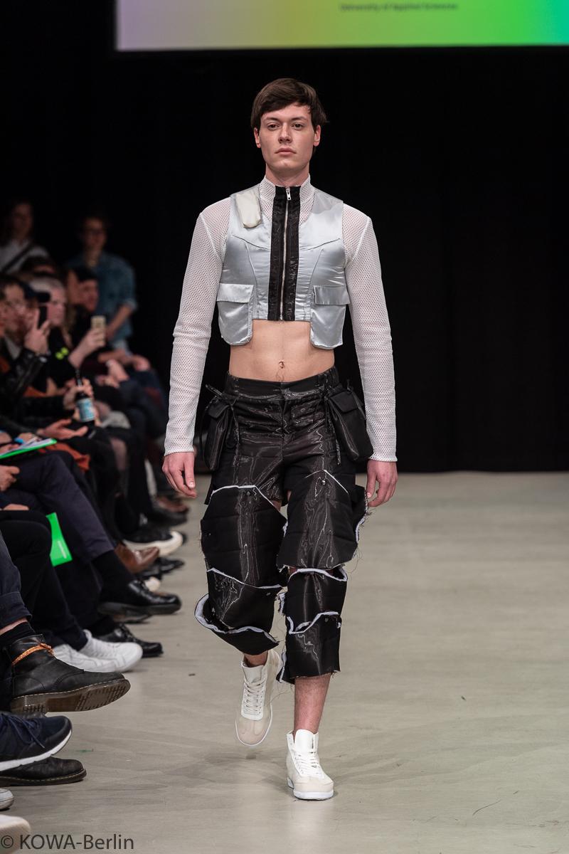 HTW Berlin @ NEO.Fashion 2019 - Graduate Show