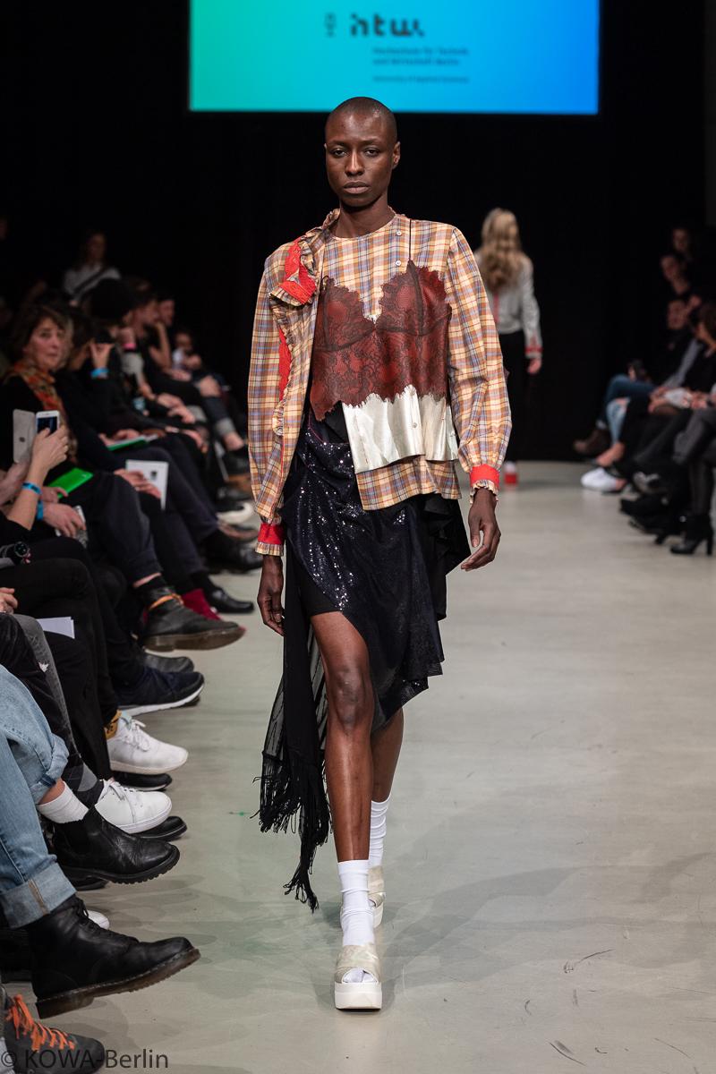HTW Berlin @ NEO.Fashion 2019 - Graduate Show Pagenkopf
