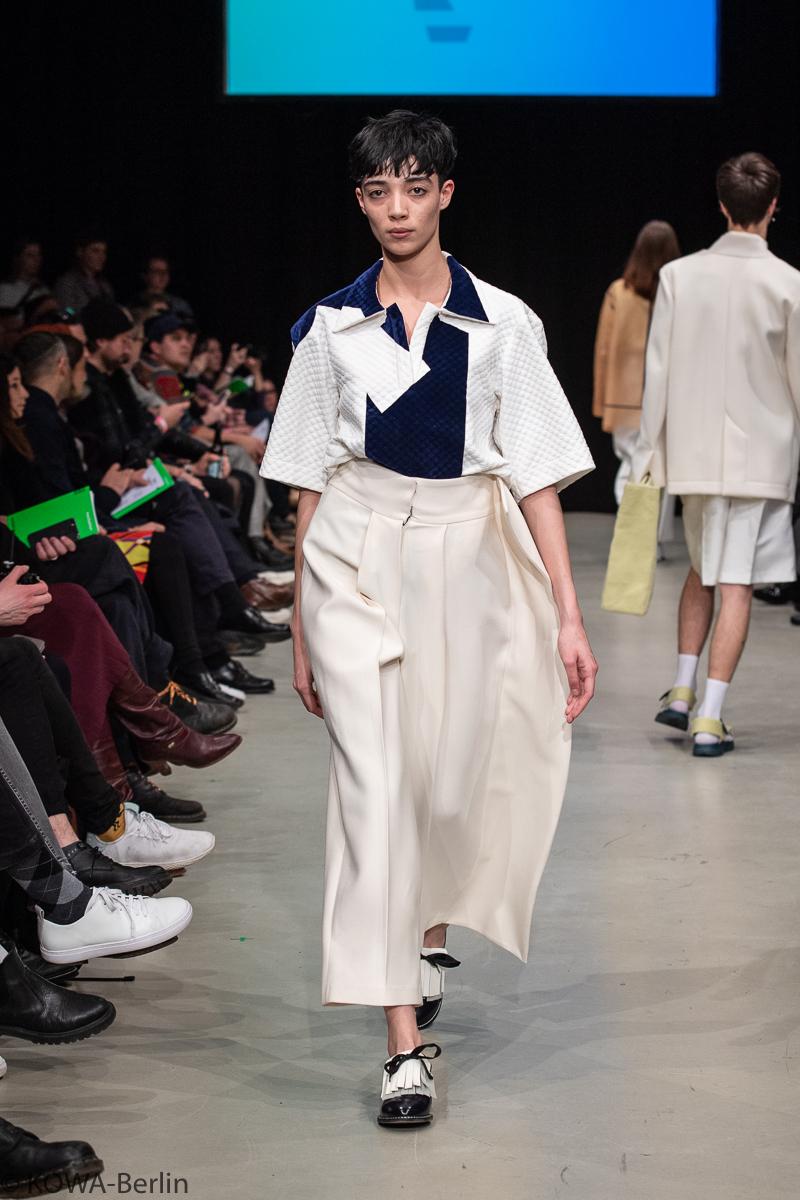 FH Bielefeld NEO.Fashion 2019 Pia Hannebohns