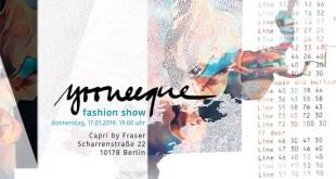 yooneeque Fashion Show 2019