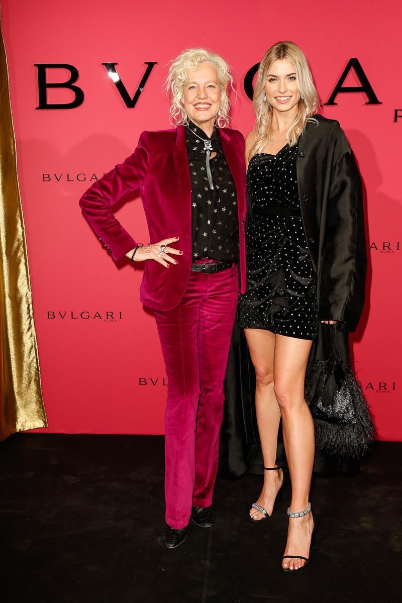 BVLGARI Berlinale PARTY BERLIN 2019 mit Toni Garn und Lena Gerke#starsinbulgari
