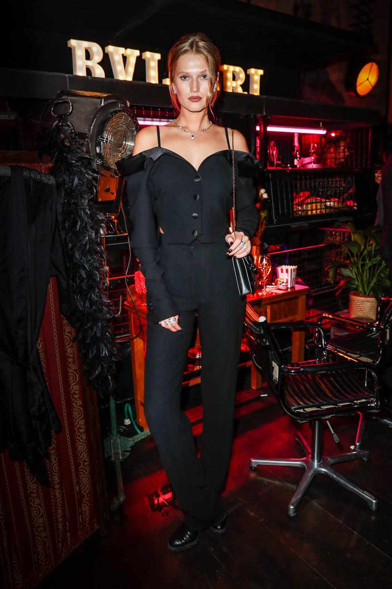 BVLGARI PARTY BERLIN 2019 mit Toni Garn und Lena Gerke#starsinbulgari