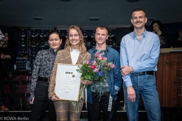 Karoline von Igel VIEW19 AMD Berlin 2019