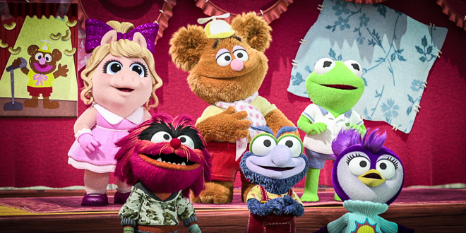 MUPPET BABIES FREE-TV-PREMIERE IM DISNEY CHANNEL
