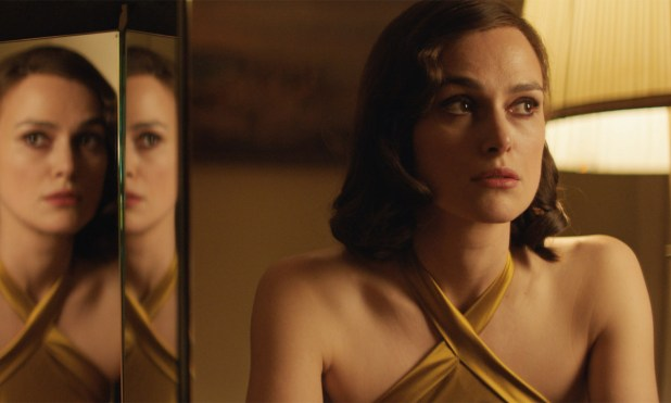 NIEMANDSLAND - THE AFTERMATH mit Keira Knightley
