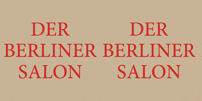 DER BERLINER SALON wird eingestellt – Fashion Week Berlin Spring Summer 2020