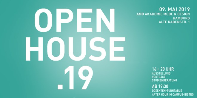 AMD Hamburg OPEN HOUSE am 9. Mai 2019!