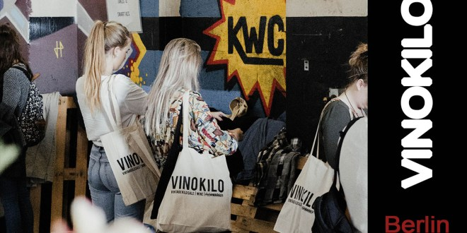 VinoKilo Berlin 2019 - Vintage Pop-up-Sale
