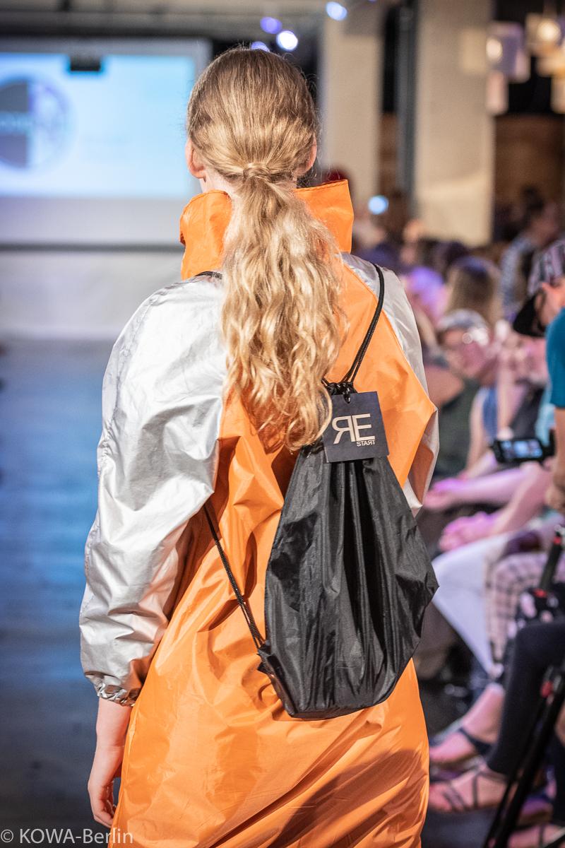 Patrycja Stern - RESTART Modeschule Berlin-Abschlussmodenschau 2019