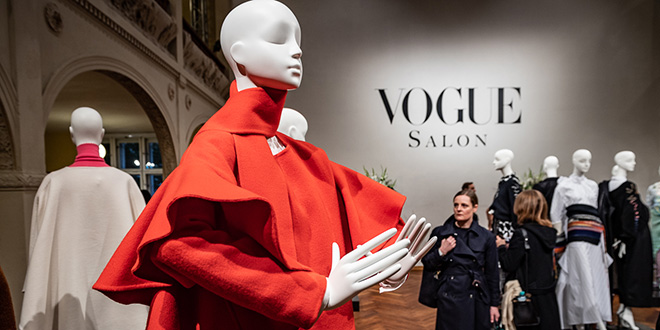 VOGUE Salon Spring Summer 2020