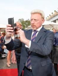 Boris Becker Lambertz feiert CHIO Media Night 2019 in Aachen