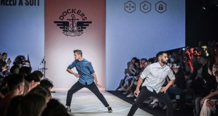 AYFW Dockers Show – ABOUT YOU Fashion Week