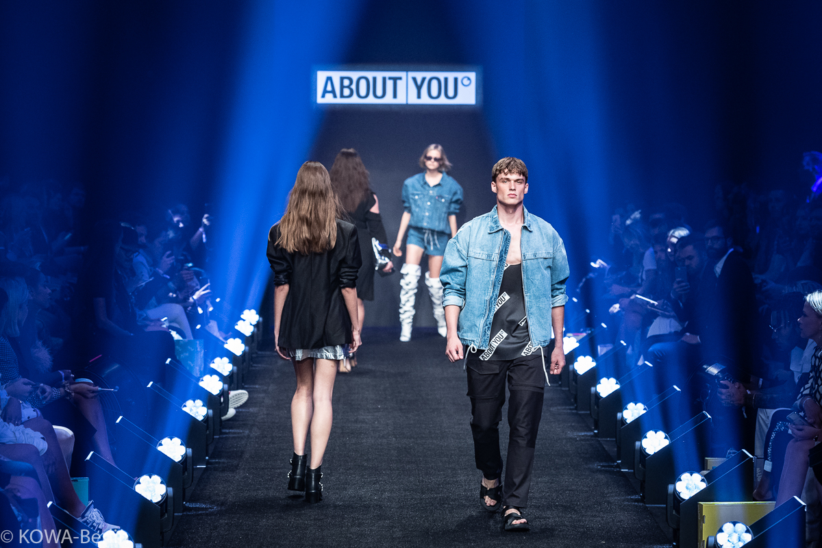 AYFW Opening Show - ABOUT YOU Fashion Week