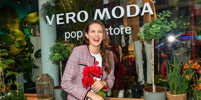 Vero Moda Pop-up Store - Opening Party im Flowershop Zinnober