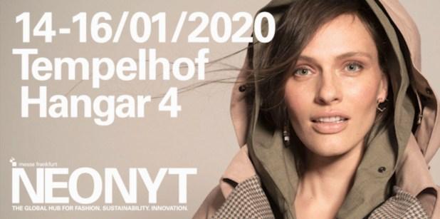 Flughafen Tempelhof NEONYT - Fashion Week Berlin 2020