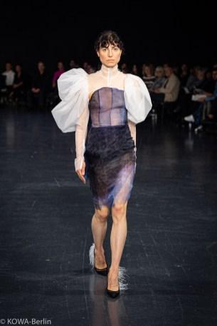 Elodie Carstensen Seefashion 19 – Graduation Show der Kunsthochschule Weißensee