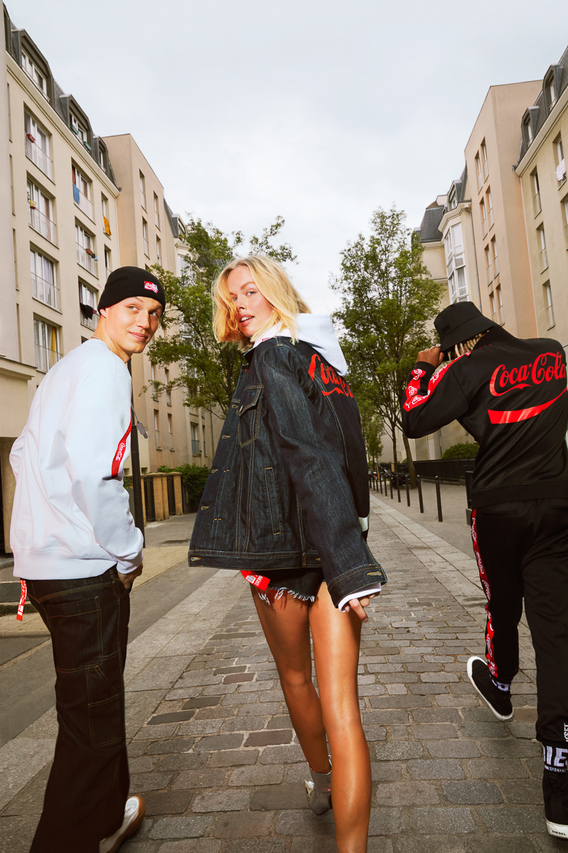 DIESEL x Coca-Cola The(Re)Collection