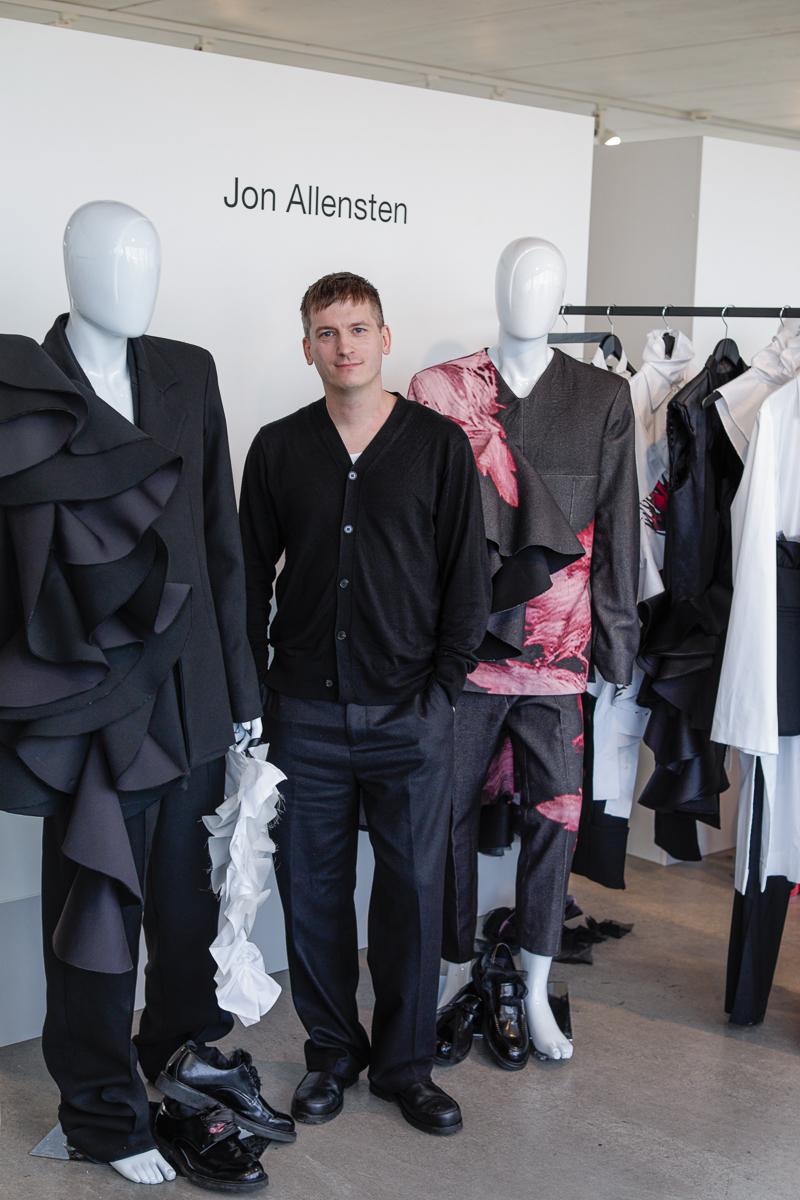 Jon Allensten H&M Design Awards 2020