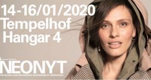 Neonyt Herbst Winter 2020 /21 im Flughafen Tempelhof ist ausgebucht