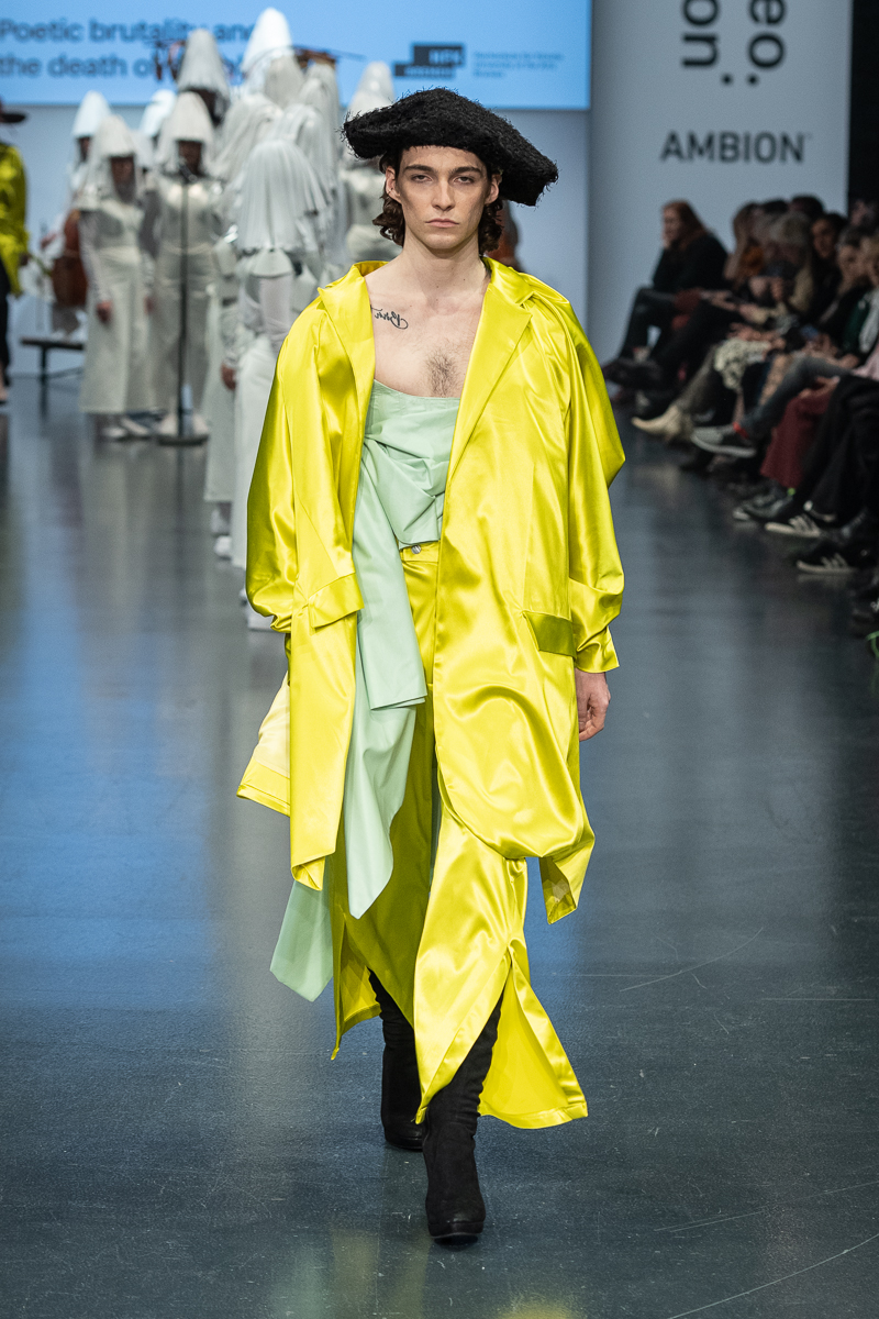 HFK Bremen Neo.Fashion 2020 Felipe Asán Escobar