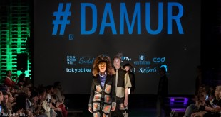 #DAMUR Herbst Winter 2020 MBFW Berlin