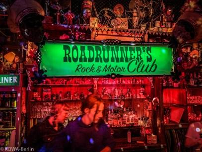 Roadrunners Paradise Club Wrangler