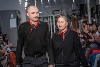 Jale Richert und Michele Beil - Richert Beil Herbst Winter 2020 / 2021 Kollektion Utopia AW20/21