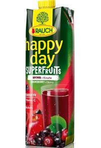 Starke Früchte für Power und Genuss - Rauch Happy Day Superfruits