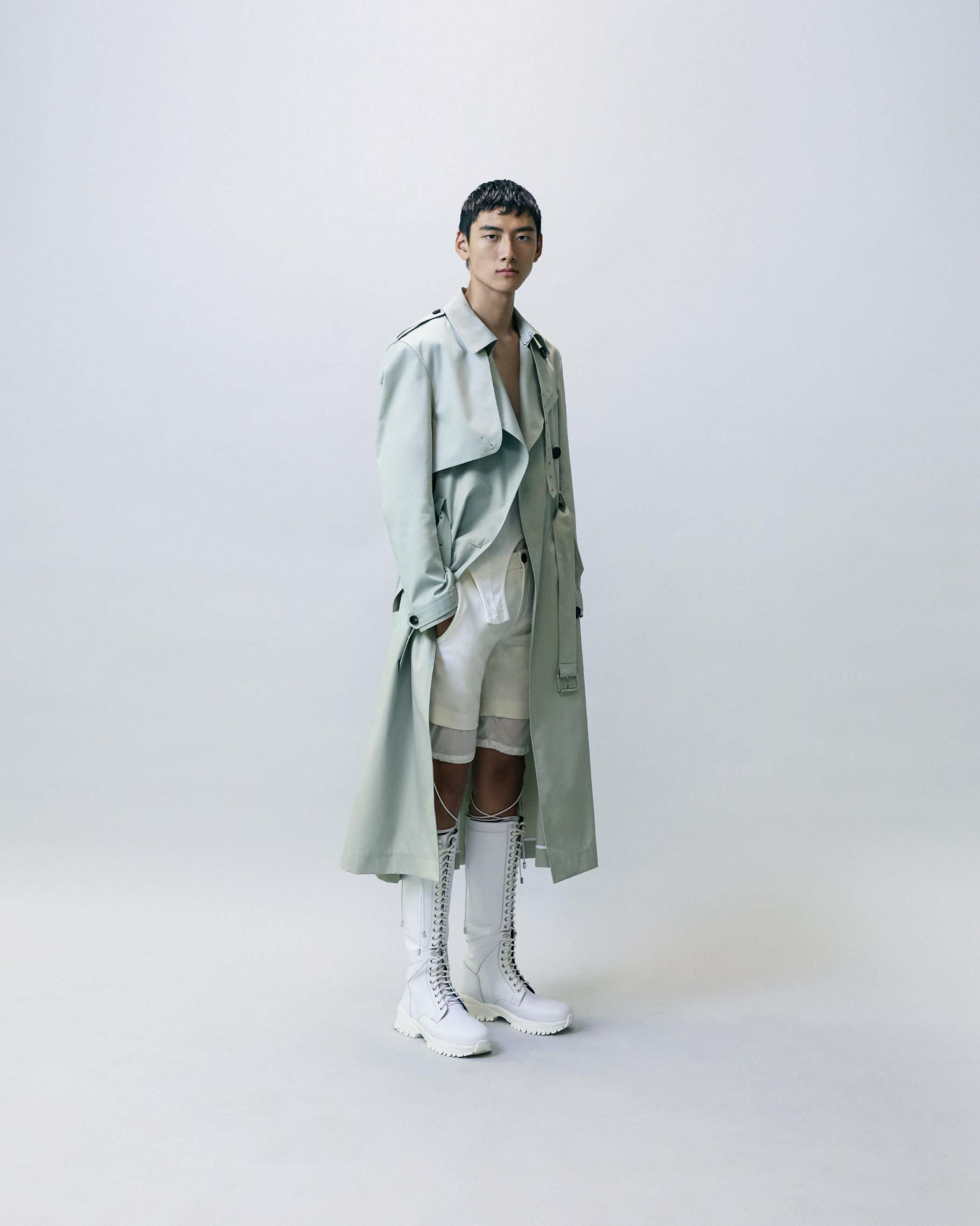 EGONlab x Sergio Tacchini collaboration und Spring Summer 2021 Kollektion