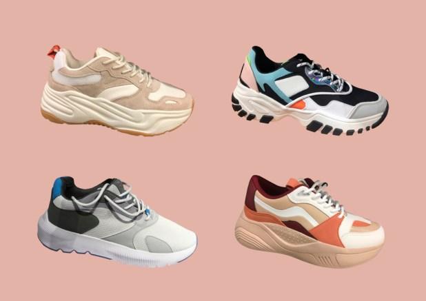 Sneaker-Trends - Modisch gestylt mit den Modellen der Saison 2020/21