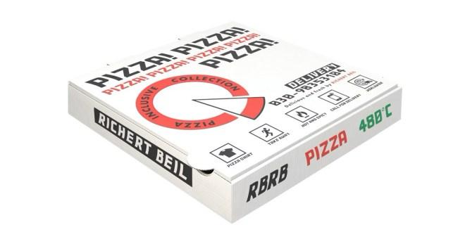 Richert Beil präsentiert PIZZA die neue Merchandise Serie