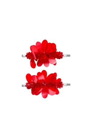 Simone Rocha x HM Maxi Hairslide 29,99 EUR Red