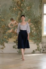 Poésie-Blouse-bleu-Bonvivant-Skirt-minuit-RW-SS21