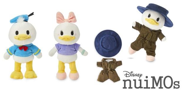 Disney nuiMOs Plüschfiguren - Verlosung
