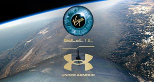 Under Armour Virgin Galactic Kollektion