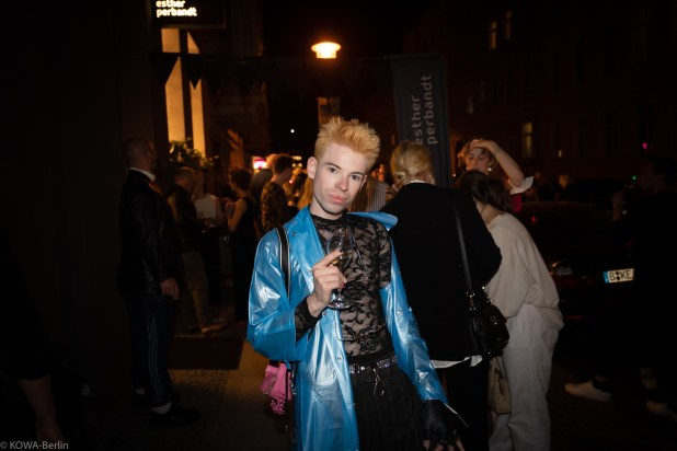 Esther Perbandt Store Event - MBFW SS22