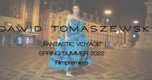 Dawid Tomasewski Frühjahr Sommer 2022 - ,, Fantastic Voyage''