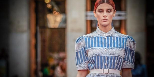 Marcel Ostertag Spring Summer 2022 Fashion Week Berlin