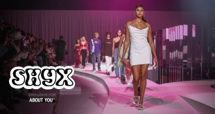 SHYX X About You Autumn Winter 2021