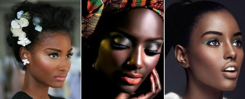 Dark Skin Makeup Ideas For Las Having Tone