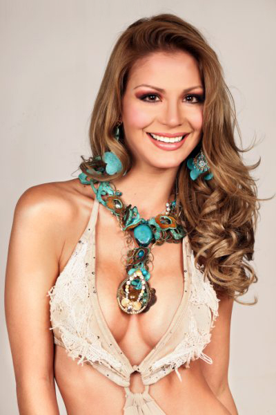 Miss Paraguay Competing Miss Universe 2012  Fashion Style