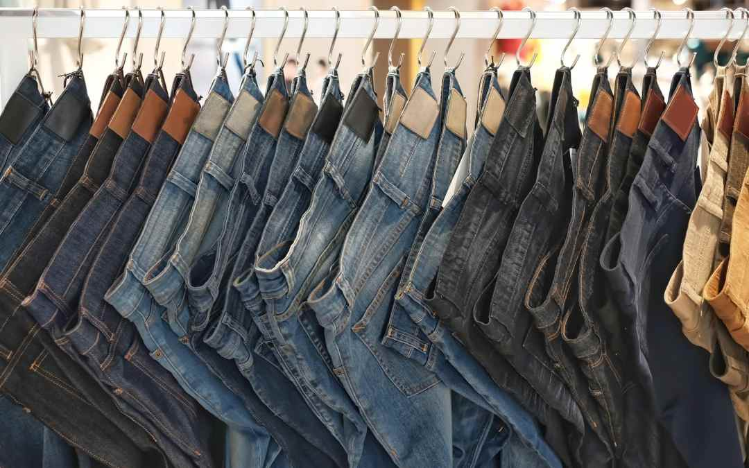 5 mins with Sarp Jeans