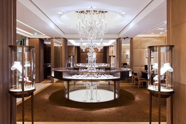 Il paradiso di Maison Cartier nel cuore di Milano