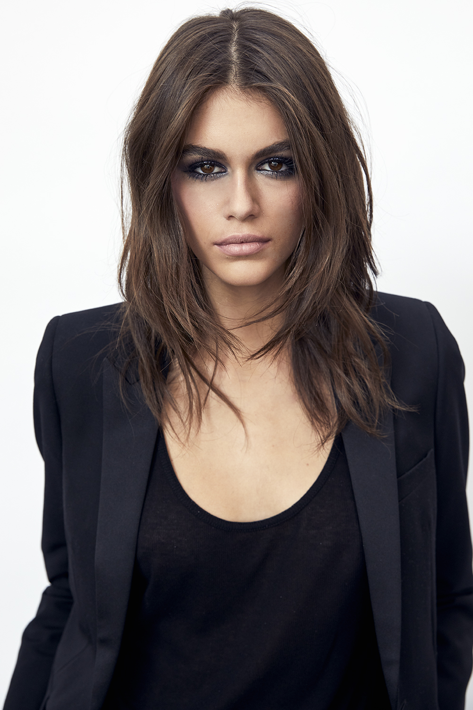 Kaia Gerber Nuova Ambasciatrice Make Up YSL Beaut