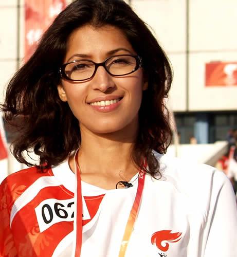 Vaneeza Ahmad Model