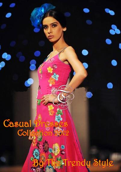 Casual Dresses 2012 in Pakistan  Fashion 2019