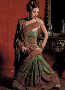 Saree Designs 2012